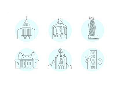 Sofia Buildings | Udo.ma