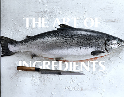 The Art of Ingredients / NAMA Sushi