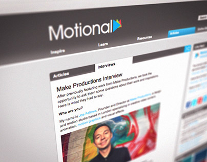 Motional Interview