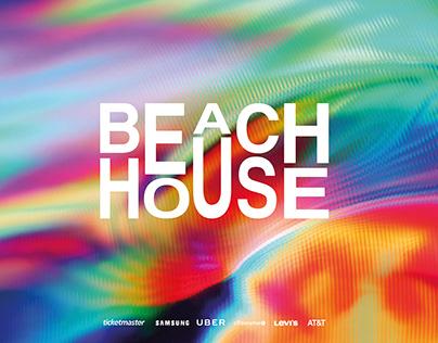 BEACH HOUSE EVENT