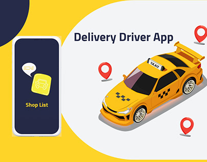 Delivery Driver Application