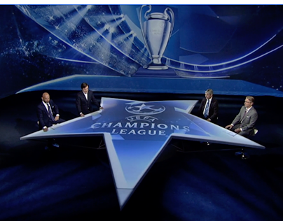 SKY Champions League 13/14/15 - SKY TV Show