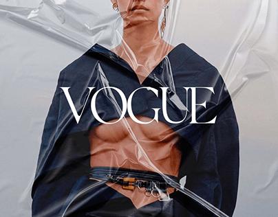 VOGUE – online magazine / New Website 2020