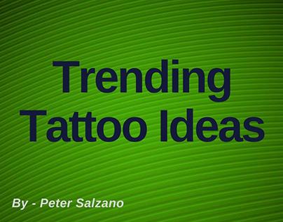 Peter Salzano - Trending Tattoo Ideas