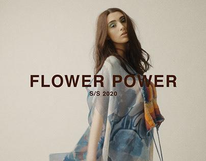 Flower Power S/S 2020