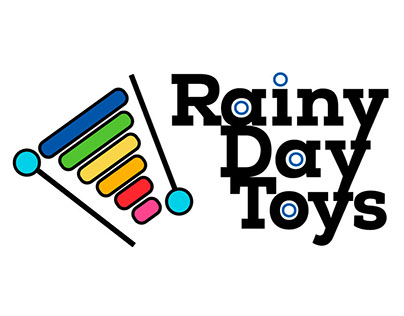 Brand Identity for Rainy Day Toys