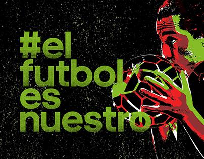 ADIDAS \ #ElFutbolEsNuestro