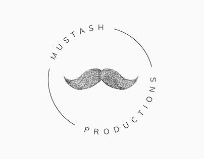 Mustash Productions Logo