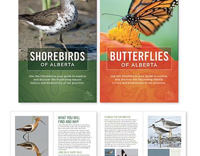 Nature Alberta Field Guide Series