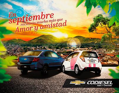 Amor y Amistad / Codiesel S.A.