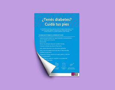Flyer - Diabetes