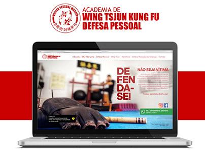 UI Web Site - Self Defense School