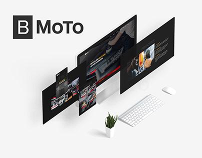 BMoto - Theme HTML