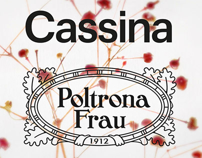 Cassina - Poltrona Frau / Animation