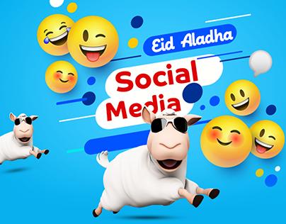 Eid Aladha Social Media