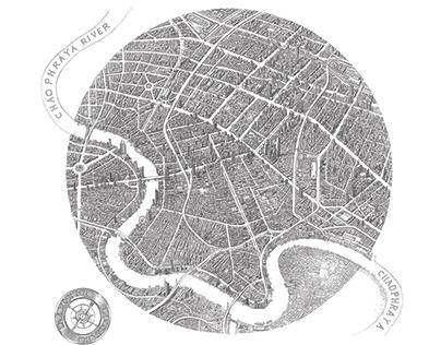 Bangkok Citymap 2021