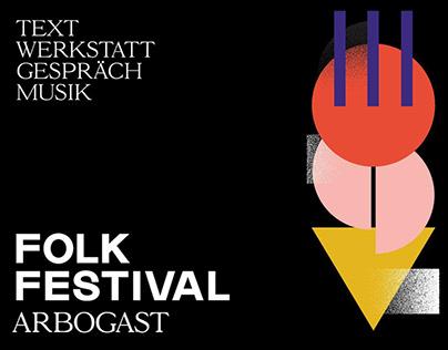 Folk Festival Arbogast