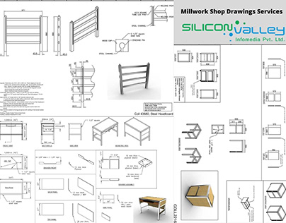 Millwork Shop Drawings Services - Siliconinfo
