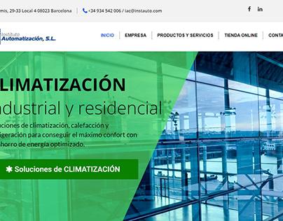 Proyecto para Instauto, Instituto de Automatización