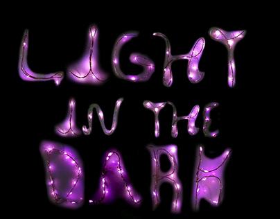 Light In The Dark Font