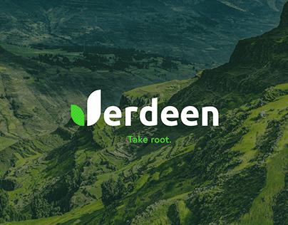 Jerdeen | Visual Identity