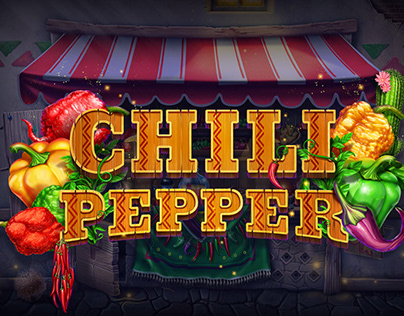 "Online slot machine for SALE – ""Chili Pepper"""