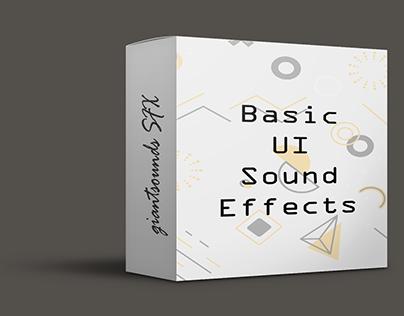 Basic UI Sound Effects