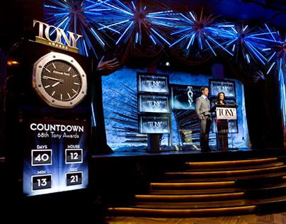 Tony Awards 2014 Countdown Clock