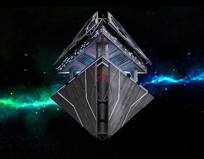 Station Outpost One. Starfleet