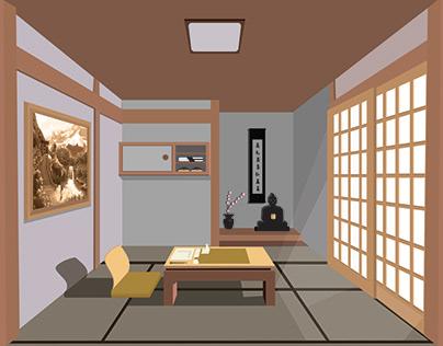 Vector Graphics Project 3 3D iIllustration