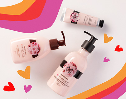 THE BODY SHOP | Valentine's Day 2019