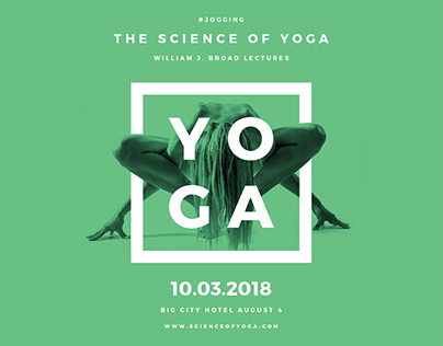 Science of Yoga | Modern and Creative Templates Suite