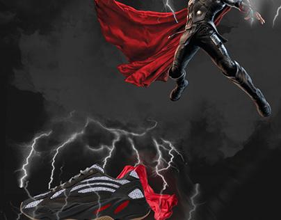 Yeezy Thor 700