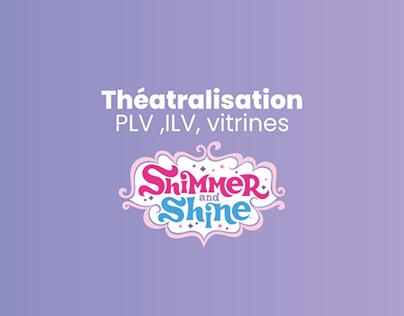 lanzamiento shimmer & shine 2017