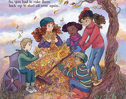 Children's Book (by Kathleen Finnigan)