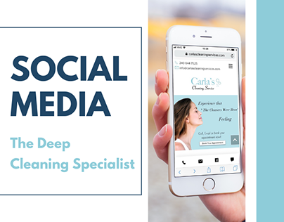 Social Media | The Deep Cleaning Specialist