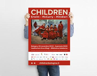 Children. Erwitt – McCurry – Mitidieri