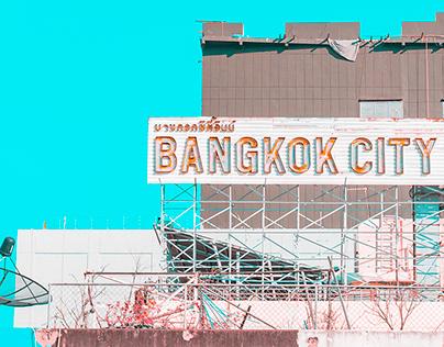 NeoBangkok, endless metropolis.