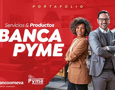 Servicios & Productos Banca PYME