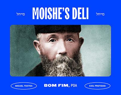 MOISHE'S DELI