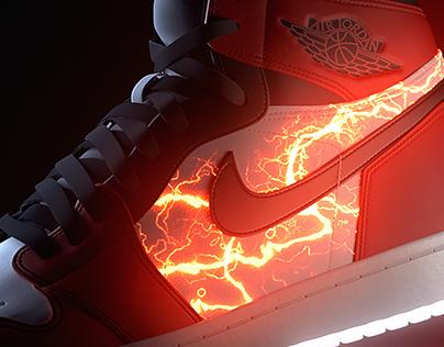 Air Jordan X Spider-Man Miles Morales