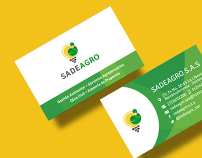 Sadeagro - Branding