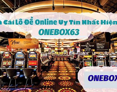 Onebox63 tự hào là nhà cái số 1 Việt Nam