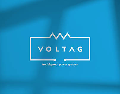 VOLTAG | Brand Identity