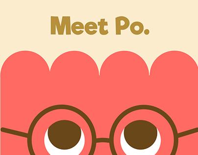Po. Learning platform for children (D&AD Pencil Winner)