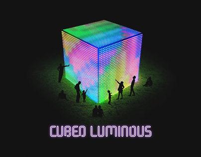cubed luminous