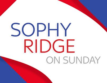 Sophy Ridge on Sunday