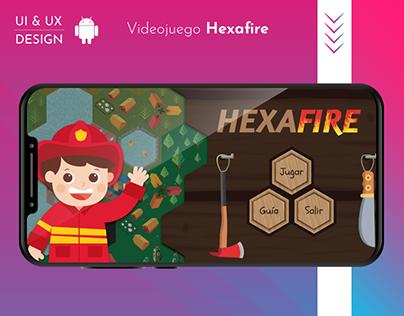 Videojuego Hexafire