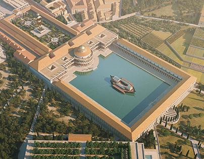 Domus Aurea. Rome, First century C.E.