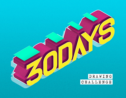 30 Day Drawing Challenge 2.0
